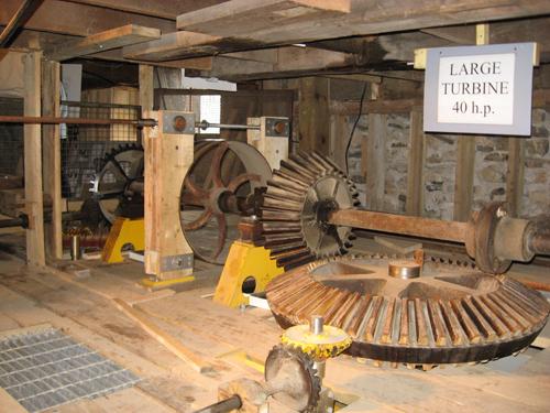 Large Turbine